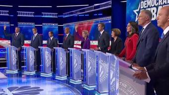 NewsConference EXTRA: Democratic Debate: Progressives vs. Establishment