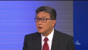 NewsConference: John Chiang Talks Gubernatorial Run (Part 1)