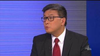 NewsConference: John Chiang Talks Gubernatorial Run (Part 2)