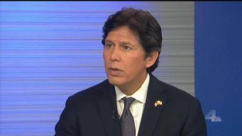 NewsConference: Kevin de Leon Battles for Senate Seat