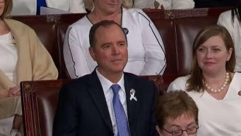 NewsConference: Rep. Schiff Deals with Trump's Attacks