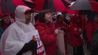 NewsConference: UTLA Fighting to Make Schools Stronger