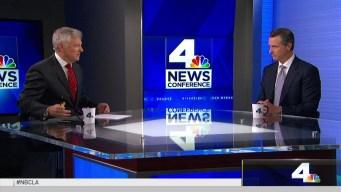 NewsConference: Lt. Gov. Gavin Newsom on Guns and Ammo