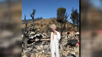 No Home for Holidays for Woolsey Fire Victims