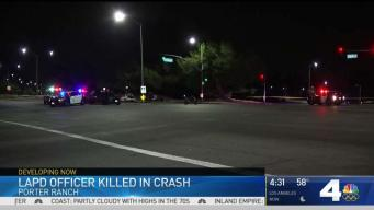 Off-Duty LAPD Officer Killed in Motorcycle Crash