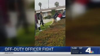Off-Duty LAPD Officer Opens Fire in Fight With Teens