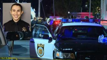 Sacramento Officer Killed as She Helped Woman in Domestic Dispute