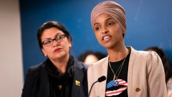 Omar Calls on Congress to See 'Cruel Reality' of Occupation