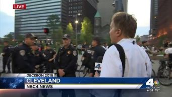 On Final Day of RNC Protesters Voice Despair