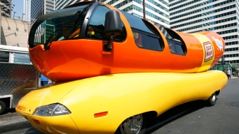 Hot Dog: You Can Book a Stay on the Wienermobile