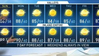 PM Forecast - Marine Layer Finally Getting Summer Memo