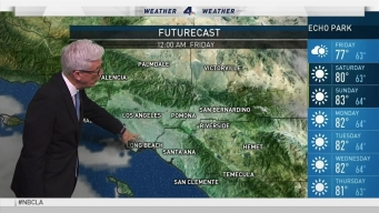 PM Forecast: Fire Warnings Extended