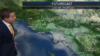 PM Forecast: A Few Early Clouds