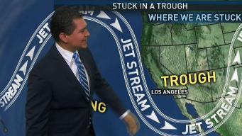 PM Forecast: Chance of Rain Next Few Days