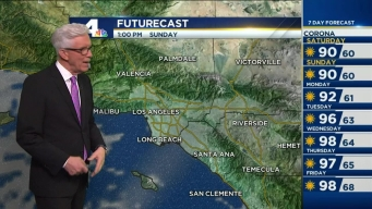 PM Forecast: Cool Heading Into Weekend