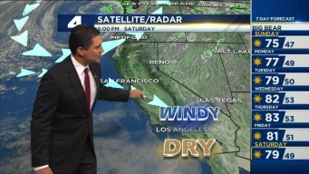 PM Forecast: Gusty Winds Expected Amid Fire