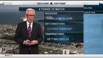 PM Forecast: More June Gloom