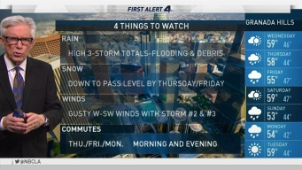 PM Forecast: Storms Headed Our Way