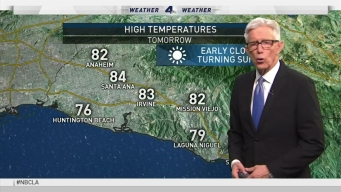 PM Forecast: Temps Lowest Early Weekend