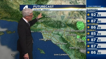 PM Forecast: Too Hot, Too Humid