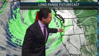 PM Forecast: Warm Temps Will Close Out the Weekend
