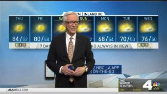 PM Forecast: Significant Weekend Cooling