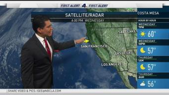 PM Forecast: Temps are Cooling