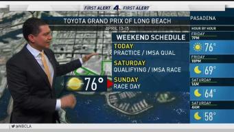 PM Forecast: Toyota Grand Prix Look-Ahead