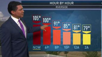 PM Weather: Extreme Heat in SoCal