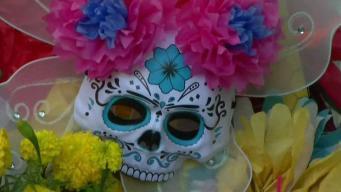 Pacoima Celebrates Dia de los Muertos