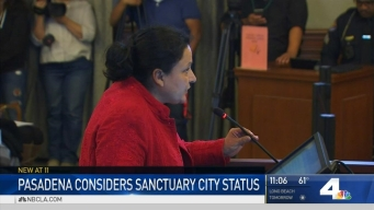 Pasadena Considers Sanctuary City Status