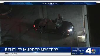 Passenger Killed in Bentley After Shooting