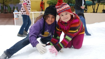Go Snow Sledding Downtown (Really)