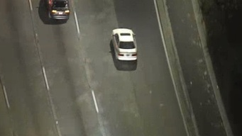 High-Speed Police Pursuit Travels Across LA County, Ends Near Disneyland