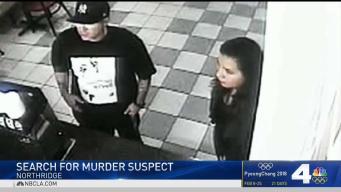 Police Hunt for Murder Suspect