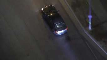 Possibly Armed Driver Leads SFV Pursuit