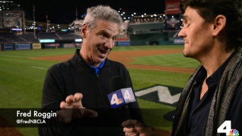 NBC4 Postgame Playoff Wrap Up NLDS Game 4