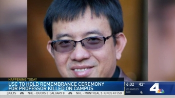 Prayer to Be Held on USC Campus for Slain Professor