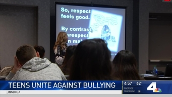 Program Launched on MLK Day to Stop Bullying