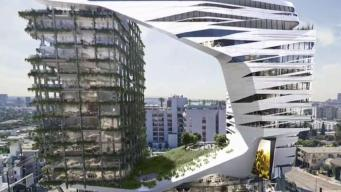 Proposed Sunset Strip High Rise Criticized