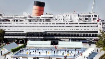 Queen Mary's Winter Wonderland Debuts