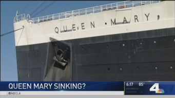Queen Mary Ship in Dire Need of Repair
