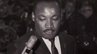 NBC4's Randy Mac Remembers Dr. Martin Luther King Jr.