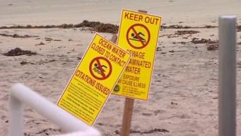 130 Gallons of Sewage Spill in La Jolla Beach Area