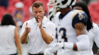 McVay Criticizes McVay's Play-Calling after Rams Win Again