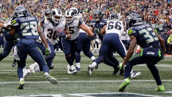 Rams Pull Off Comeback, Edge Seahawks 33-31 to Stay Unbeaten