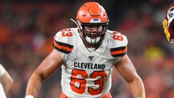 Rams Trade for Offensive Lineman Austin Corbett