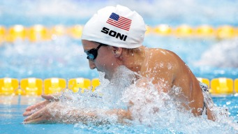 SoCal Olympians: Monday Watch Guide