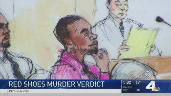 Red Shoes Murder Suspect Found Guilty
