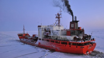 World Powers Prep for Very Cold War in Arctic